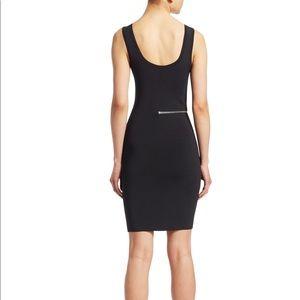 Alexander Wang Zip Mini Dress
